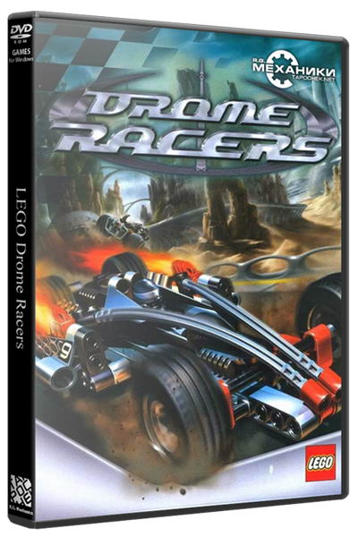LEGO Drome Racers (2002) PC | RePack