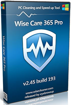 Wise Care 365 Pro 2.93 Build 237 (2014) PC | + Portable