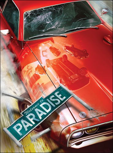 Burnout Paradise: The Ultimate Box (2009) PC | RePack