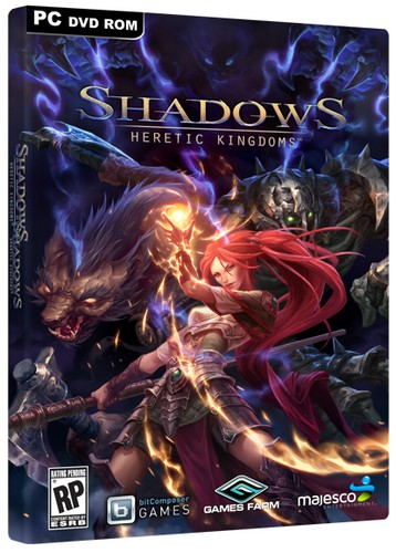 Shadows: Heretic Kingdoms - Book One. Devourer of Souls [v 1.0.0.8005] (2014) PC | RePack