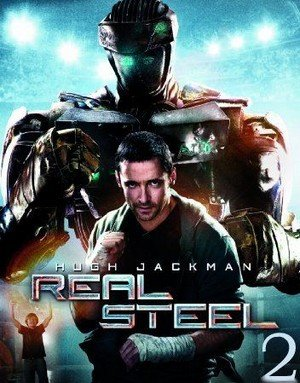 Живая сталь 2 / Real Steel 2 (2018) HDRip