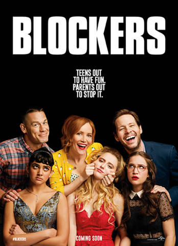 Секса не будет!!! / Blockers (2018) MP4