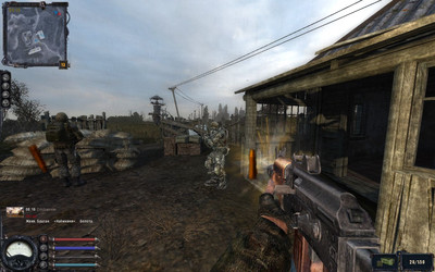 скриншот к S.T.A.L.K.E.R.: Clear Sky - HARDWARMOD [v3.2] + LAST DAY + weapons MOD 1.0 (2015) PC/MOD/RUS